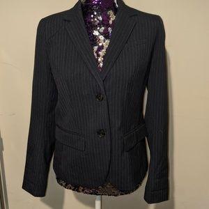 Professional pinstripe blazer